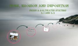 Tides/Erosion/Deposition