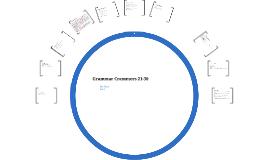 Copy of Grammar Crammers 21-30