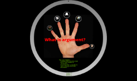 What is Argument? (1)