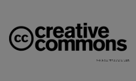 Copy of Copy of Creative Commons