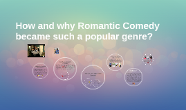 A Look At the Genre of Romantic Comedy