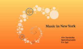 Copy of Music in New York