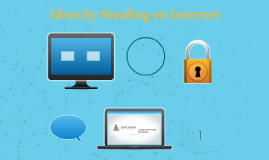 Identity Stealing on Internet