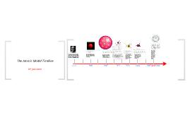 Atomic Model Timeline by Josh Groat on Prezi
