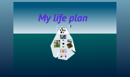 My plans for me