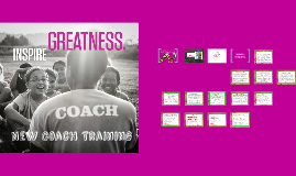 New Coach Online Training Fall 2016