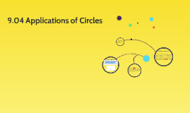 9.04 Applications of Circles