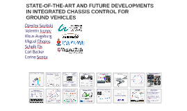 State-of-the-art and Future Developments in Integrated Chassis Control for Ground Vehicles