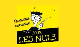 Copy of Pecha Kucha Economie circulaire