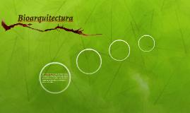 Bioarquitectura