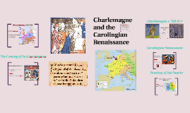 Charlemagne and the Carolingian Renaissance