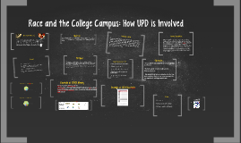 Race and the College Campus: How UPD is Involved