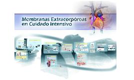 Membranas Extracorpóreas en Cuidado Intensivo