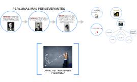 Copy of PERSEVERANCIA