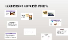 L a publicidad en la revolución industrial