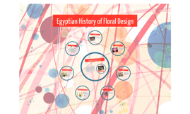 Egyptian History of Floral Design
