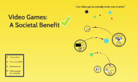 Video Games: A Societal Benefit