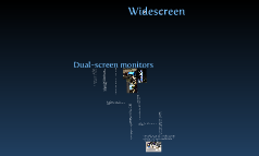 Dual-screen vs Widescreen