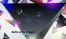 Battle of the Burger