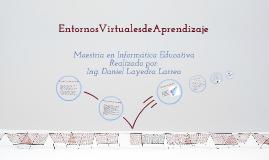 Capitulo II.- EntornosVirtualesdeAprendizaje