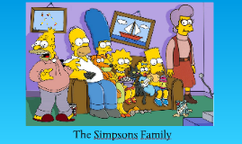Copy of Copy of ESL Who Is She? Simpsons Family members. Grade 3, Lesson 7 Version 2