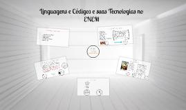 Copy of Linguagens e Códigos e suas Tecnologias no ENEM