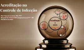 Acreditação no Controle de Infecção