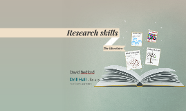 Copy of Research skills