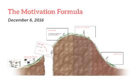 The Motivation Formula