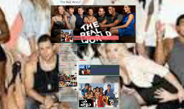 """""""The Real World"""""""