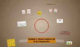 Unidad 1: Marco teórico de la Ia integración