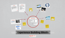 Experience Building Blocks