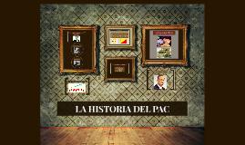 LA HISTORIA DEL PAC