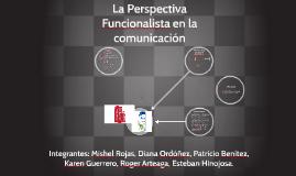 ♡ Perspectiva Funcionalista - Ecoms Grupo 2 ♡