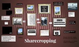 Unit 4B LP 9 Sharecropping