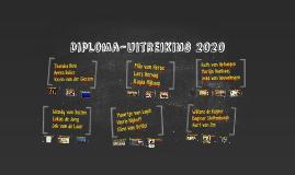 Diploma-uitreiking 2015