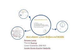 Alumne event MOISL & Wefare 2017