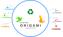 Lets Go Origami by Miah Confer