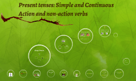 Present tenses: Simple and Continuous