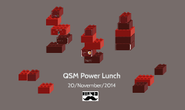 QSM Power Lunch