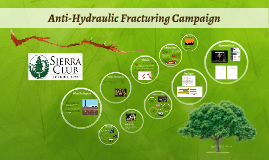 Anti-Hydraulic Fracturing Campaign