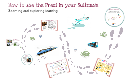 How to use the Prezi in your Suitcase