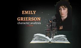 EMILY GRIERSON
