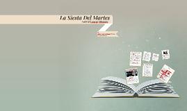 Copy of La Siesta Del Martes