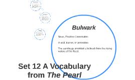 Set 10.1 Vocabulary