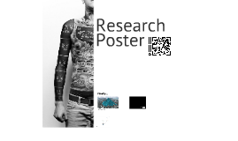 Designing Research Posters