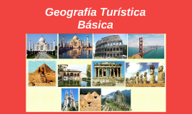 Copy of  GEOGRAFIA TURISTICA