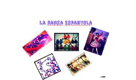 La dansa espanyola o estilitzada
