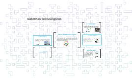 sistemas tecnológicos