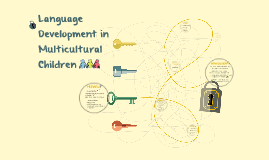 Language Development in Multicultural Children